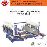 Máquina dobro de vidro da afiação do controle do PLC do Ce