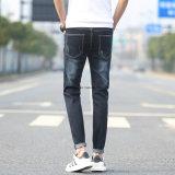 Hosen-Freizeit-Änderung am Objektprogramm zerrissene Jeans der Qualitäts-Männer Retro dünne