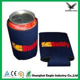 Dispositivo di raffreddamento stampato personalizzato della latta di birra del neoprene