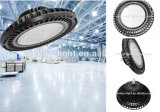 125lm / W 100W 150W 200W UFO LED High Bay Light pour entrepôt Eclairage industriel