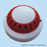 De conventionele Correcte en Lichte Detector van de Rook van het Brandalarm van de Sensor van de Rook