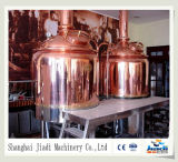 Tanque de cobre da cerveja de Beauriful