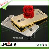 iPhone 6 van de Dekking van de Gevallen van de Bumper van het Aluminium van de spiegel het Geval van de Telefoon van het Metaal (rjt-0103)