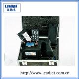 Он-лайн машина кодера Inkjet разрешения экрана касания LCD высокая