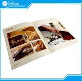 Конструкция брошюры полного цвета печатание он-лайн
