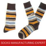 Высокое качество носка отдыха хлопка гребня людей (UBM1034)