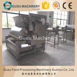 Chocolade die de Machine van de Productie van de Staaf van de Karamel en van de Noga hullen