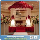 Justierbares Rohr drapieren Lösungen für Ereignis-Hochzeit