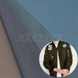 Tissu de mémoire de polyester de qualité pour la jupe des hommes