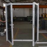 Kz243 Deur van de Gordijnstof van het Aluminium van de Onderbreking van de Goede Kwaliteit de Thermische