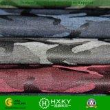 겉옷 형식을%s 털실에 의하여 염색되는 폴리에스테 직물을%s 가진 위장 디자인