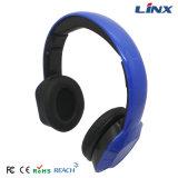MP3プレーヤーのための安くカスタマイズされた着色されたワイヤーで縛られたヘッドホーン