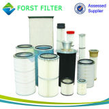 Forst plisó el filtro de aire parecido al cartucho