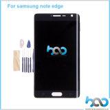 Экран касания для края N9150 LCD примечания галактики Samsung