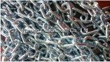 DIN763/766/764/5685A/C/82056/5687-80アンカーStudlessのスタッドの鉄の金属の鋼鉄リンク・チェーン