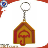 형식 Advertizing Gift 제 2 Custom Shaped Soft PVC Keychain (FTPV2704A)