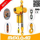 Usage neuf d'élévateur de condition et de construction élévateur à chaînes électrique de 2 tonnes