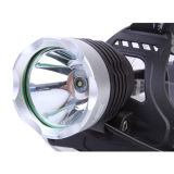 Switch Aluminum Alloy를 가진 헤드라이트 Bicycle Light