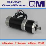 Motor sin cepillo BLDC de NEMA23 180W/1:4 de la relación de transformación de la caja de engranajes
