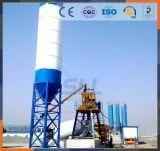 構築機械装置のための25m3/H移動式コンクリートの混合の区分のプラント