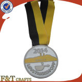 Promozione Customized Olympic Sport Medal di onore Ribbon (FTMD1345A)