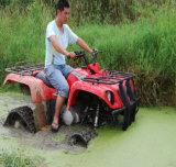 Puyi中国のゴムは沼地にドライブ3.9inchを追跡する
