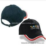 Выполненная на заказ популярная бейсбольная кепка & шлем крышки спорта 5 панелей