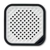 주문을 받아서 만들어진 로고를 가진 아BS Bluetooth 스피커 셔터