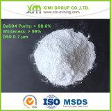 0.6um ausgefälltes Sulfat des Barium-D50 für PigmentSpecial