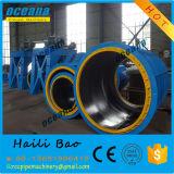 Tubulação concreta de suspensão do rolo que faz a maquinaria, tubulação concreta da suspensão do rolo que faz o diâmetro 600-2000mm da máquina