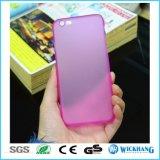 0.3 mm-ultra dünner Matthaut-Kasten für iPhone 8