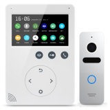 De Intercom van de Veiligheid van het huis 4.3 van de VideoDuim Telefoon van de Deur met Geheugen