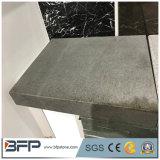 Темный серый покрышечный камень плавательного бассеина гранита G654