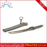 도매 주문 칼 모양 열쇠 고리