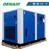 compresseurs de l'air 90HP à vis exempts d'huile à vendre