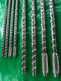 Tornillo de alta velocidad para la línea resistente al fuego del estirador del cable y del alambre