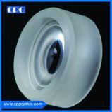 De gesmolten Biconcave Lens van het Kiezelzuur