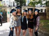 Chapeau économique de type de Mortarboards de chapeau promotionnel de graduation