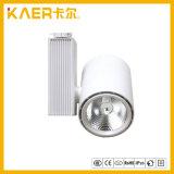 Luz profissional da trilha do diodo emissor de luz do CREE 45W para o indicador da loja