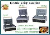 Машина Crepe газа оборудования доставки с обслуживанием изготовления коммерчески