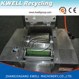 Compressor tecido PP do saco que recicl a linha da peletização/máquina da extrusora