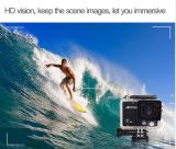 Câmera video impermeável da ação dos esportes DV 1080P HD do controle sem fio de WiFi