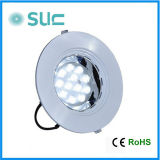 6-inch 15W LED Ceiling Light AC100~240V Downlight