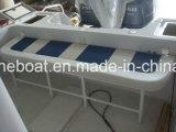 рыбацкая лодка 8.5m GRP для пользы моря