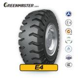 Neumático 15.5-25 de E3/L3 E4 OTR 17.5-25 20.5-25 23.5-25 26.5-25 29.5-25