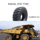 24.00r35 Adt pone un neumático el neumático radial del neumático OTR del carro (18.00R35)