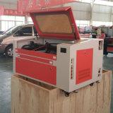 автоматический гравировальный станок лазера 60W с Ce/FDA/SGS