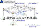 Sistema del braguero de la azotea, braguero de aluminio, braguero de aluminio, sistema del braguero
