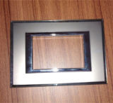 4mm Crystalline Glass Modular Switch Panels Available in GM en Goldmedal Sizes