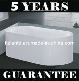 La bañera simple de acrílico con terminantemente prueba (LT-JF-7055)